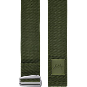 Lundhags Elastic Belt Men Forest Green